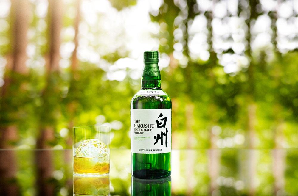 Ruou whisky hakushu